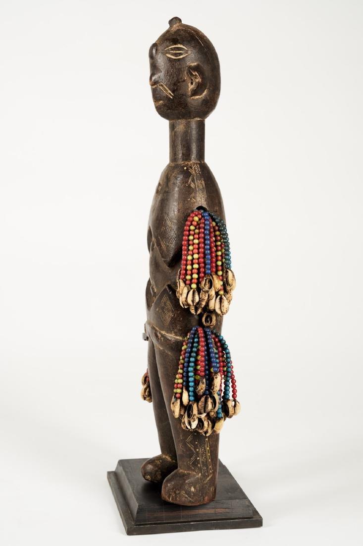 Beaded Doll from Mount Mandara Region Tribal Art - 2