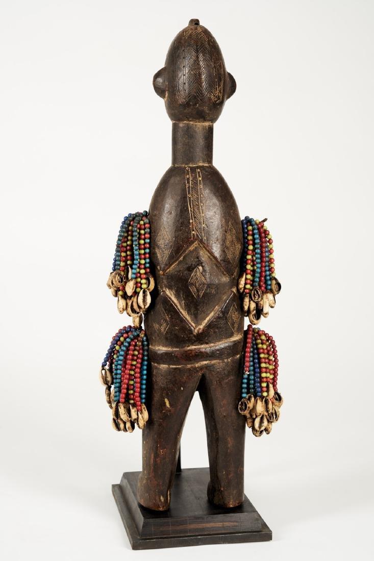 Beaded Doll from Mount Mandara Region Tribal Art - 3
