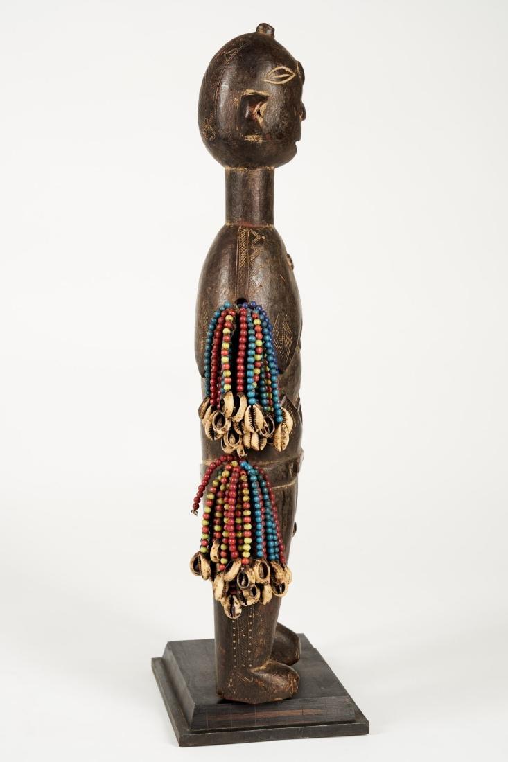 Beaded Doll from Mount Mandara Region Tribal Art - 4