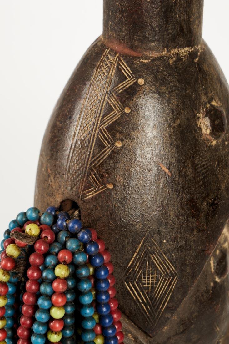 Beaded Doll from Mount Mandara Region Tribal Art - 7