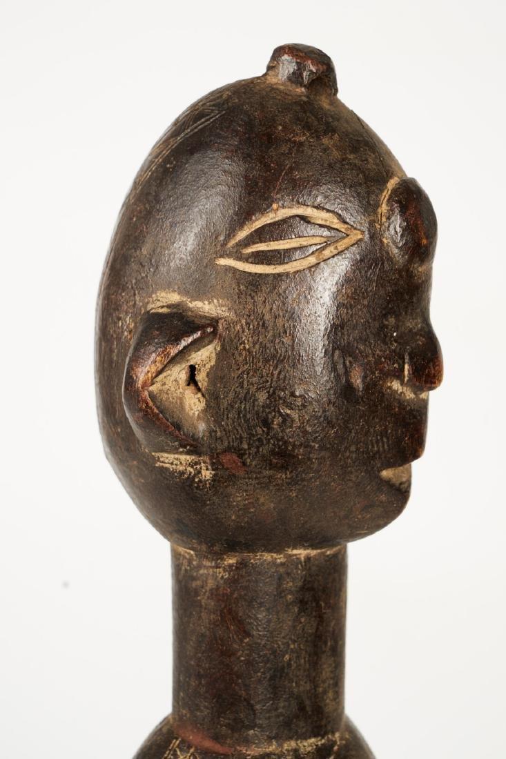 Beaded Doll from Mount Mandara Region Tribal Art - 8