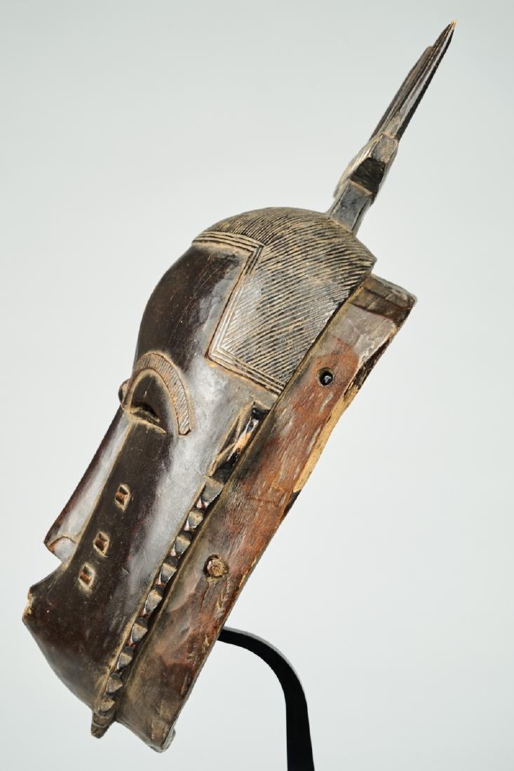West African Baule-Guru Dance Mask Tribal art - 4