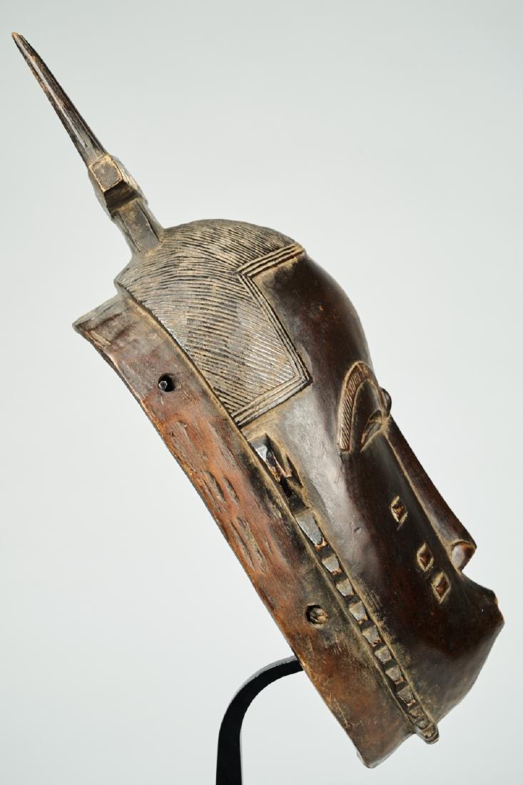 West African Baule-Guru Dance Mask Tribal art - 5