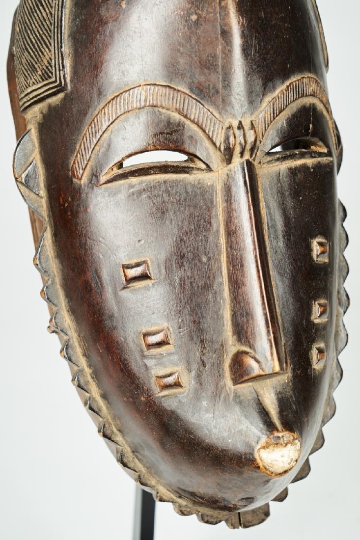 West African Baule-Guru Dance Mask Tribal art - 8