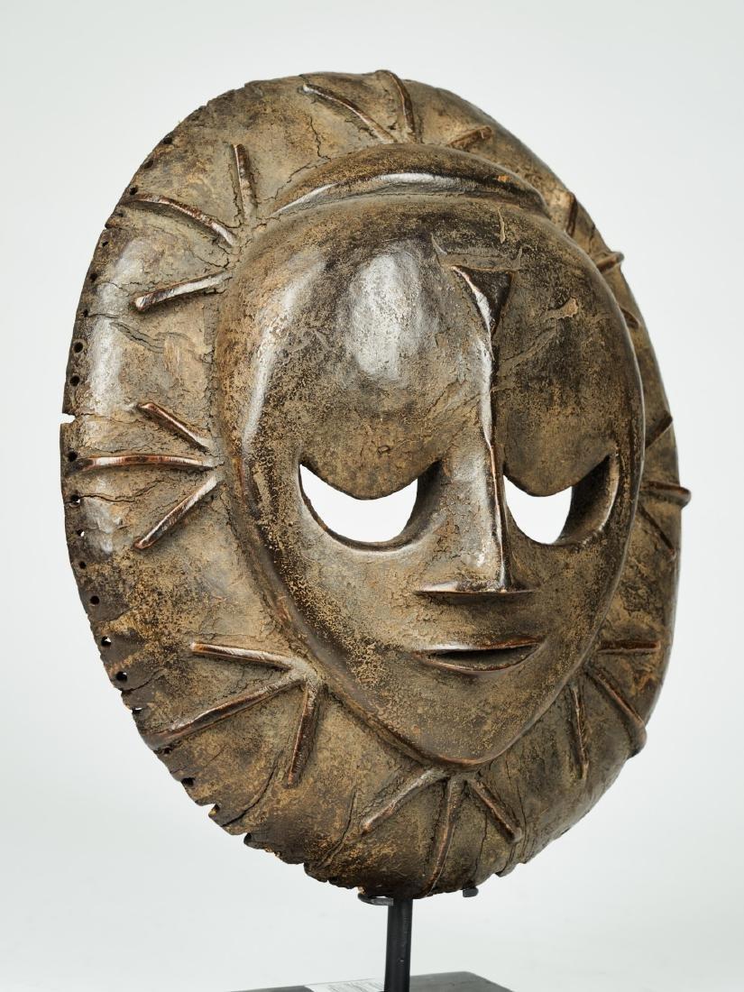 Eket Mask from the Ekpo Secret Society Tribal art - 2