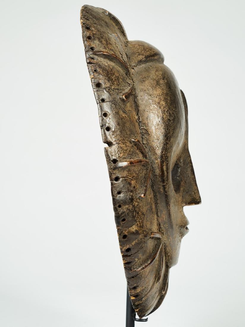 Eket Mask from the Ekpo Secret Society Tribal art - 3
