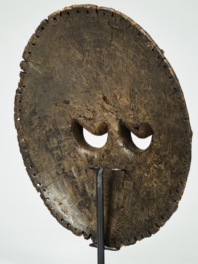 Eket Mask from the Ekpo Secret Society Tribal art - 4
