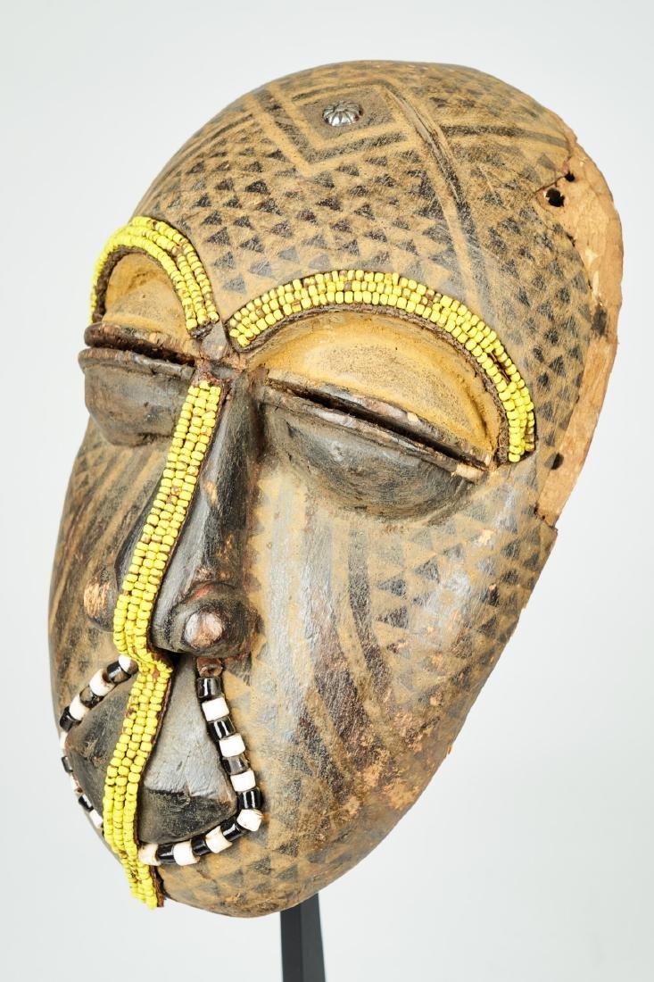 Ngaady A Mwaash Kuba face mask Tribal Art - 2