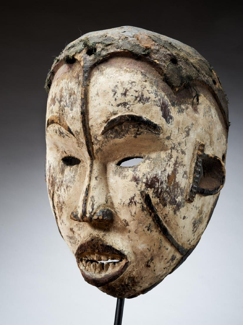 Idoma/Igbo Face Mask from Nigeria Tribal Art