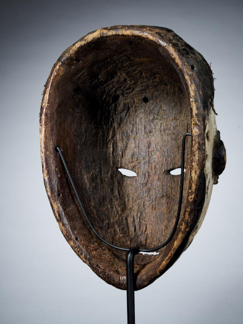 Idoma/Igbo Face Mask from Nigeria Tribal Art - 4