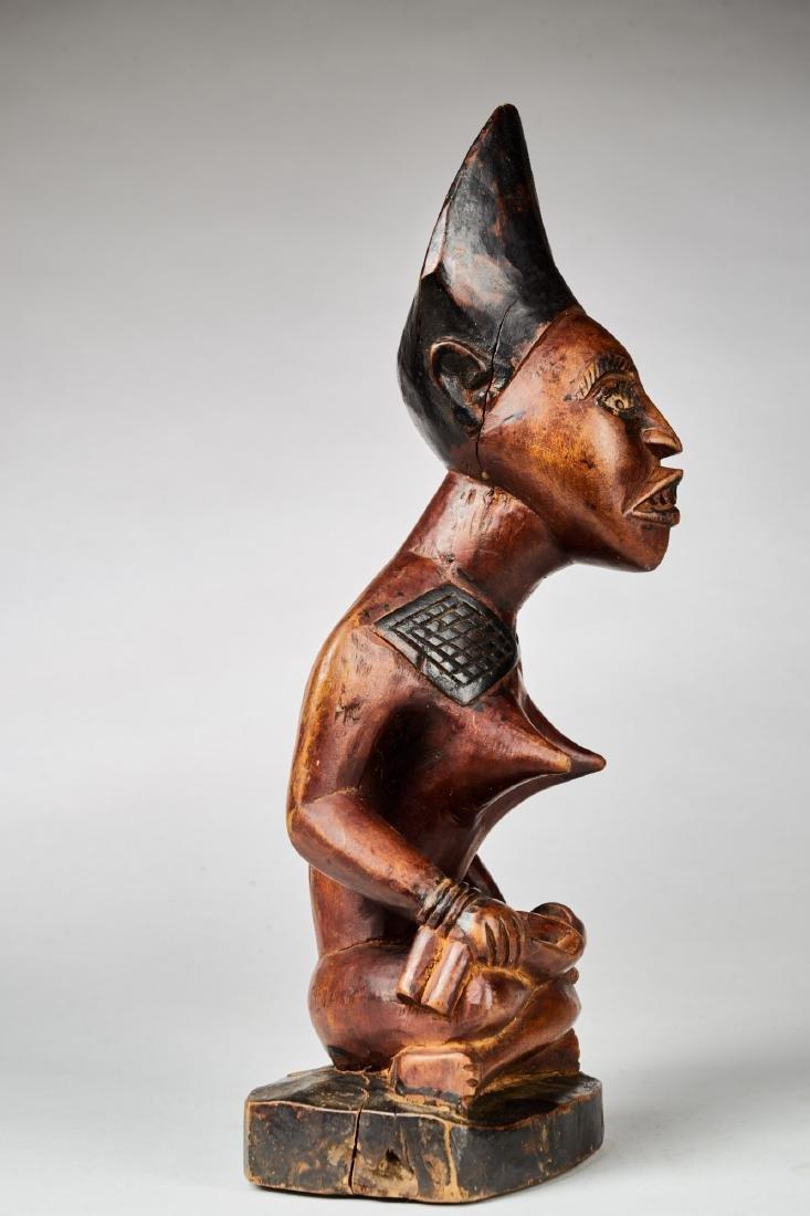 Yombe Phemba Maternity Tribal Art - 2