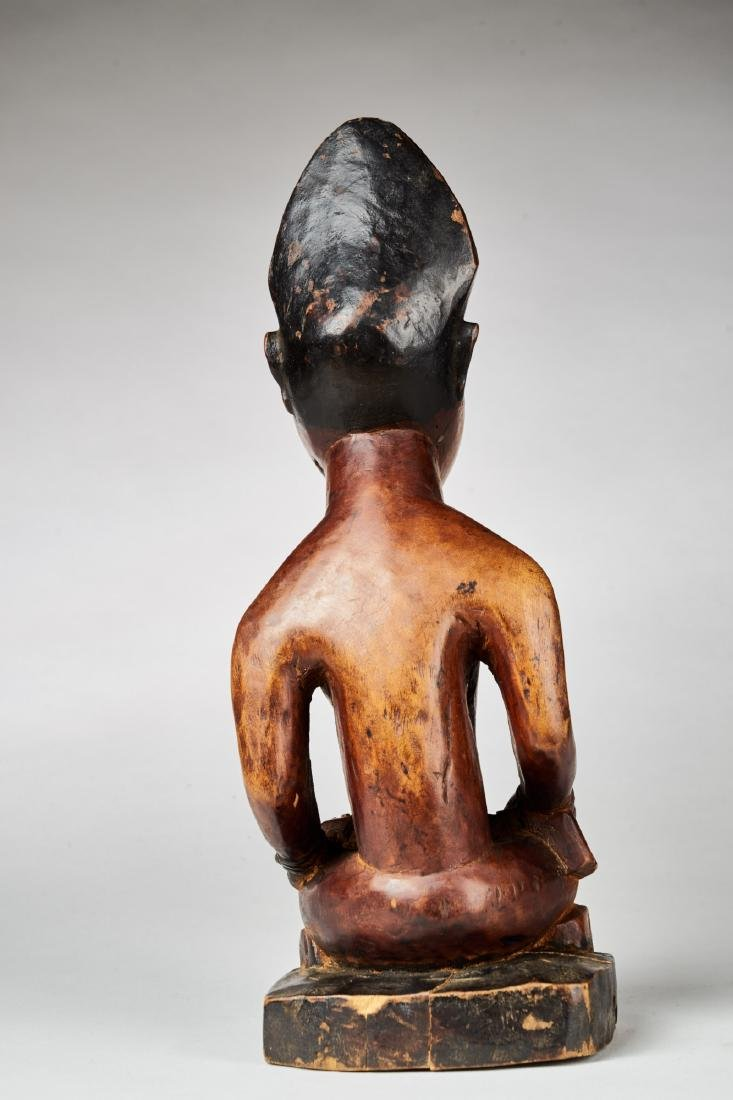 Yombe Phemba Maternity Tribal Art - 3