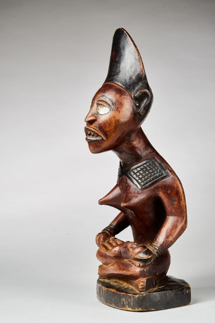Yombe Phemba Maternity Tribal Art - 5
