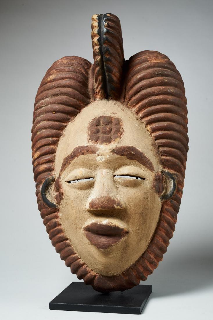 Punu Okuyi Dance Mask Tribal Art