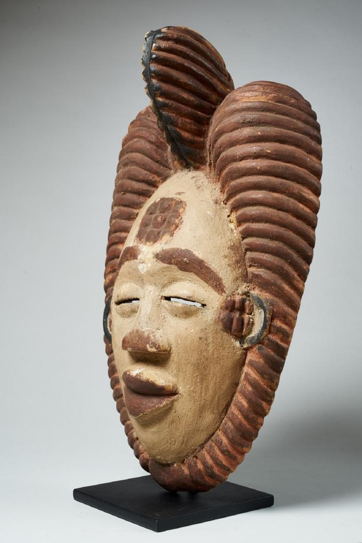 Punu Okuyi Dance Mask Tribal Art - 2