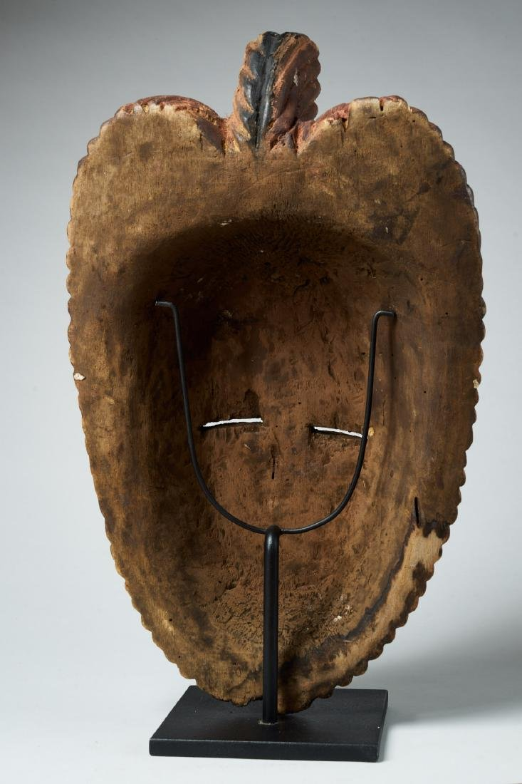 Punu Okuyi Dance Mask Tribal Art - 4