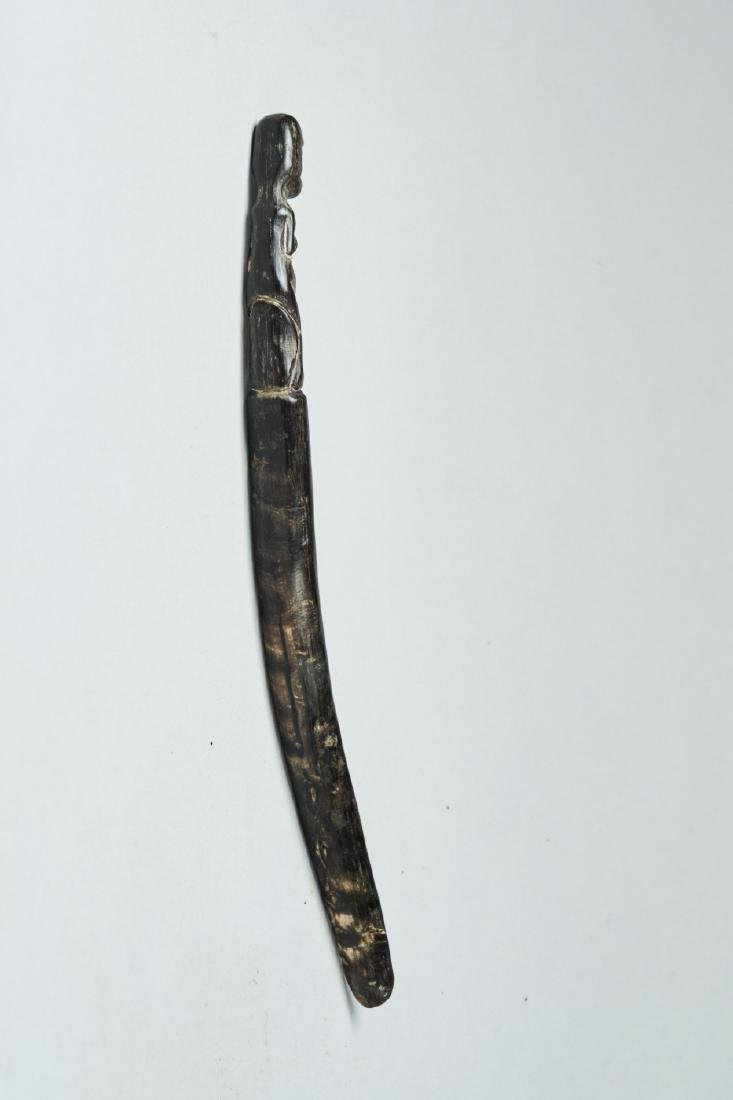 Betel Lime Spoon from Papoua Tribal Art - 6