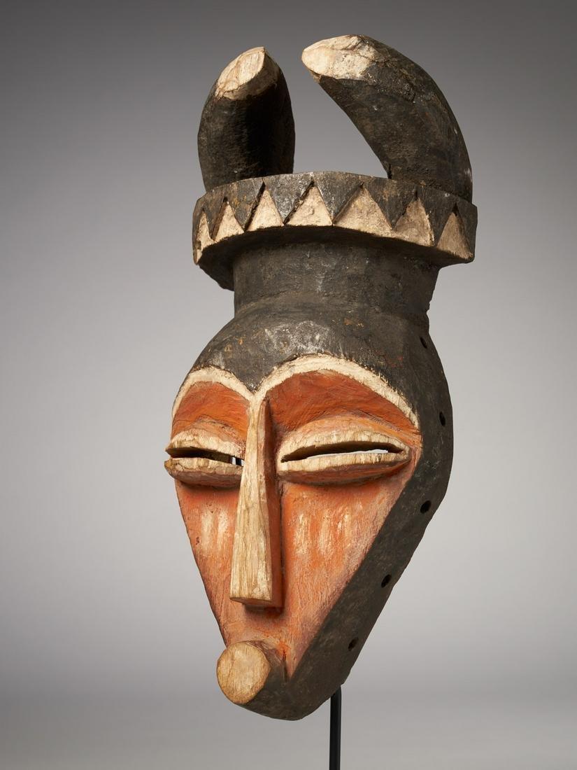 Face mask, Dan-Bassa - Tribal Art