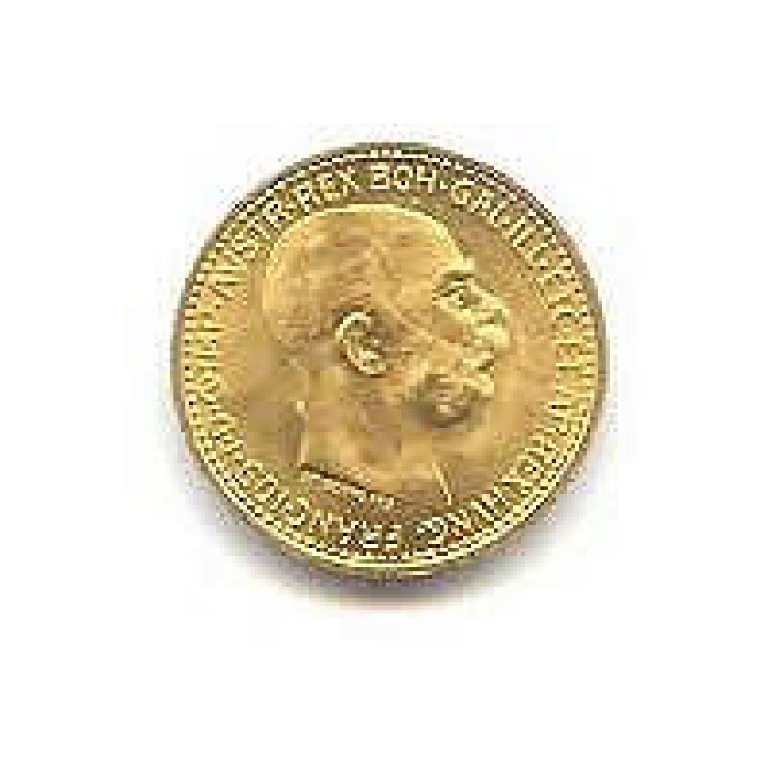 Austria 10 Corona Gold Coin