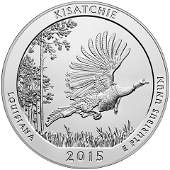 2015 Silver 5oz Kisatchie National Forest ATB