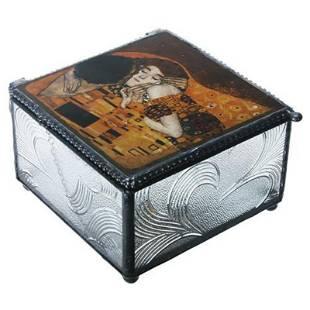KLIMT THE KISS BOX