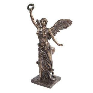 WINGED VICTORY RECONSTRUCTED