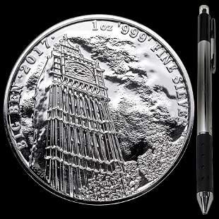 Collectible Landmarks of Britain (Big Ben) 2017 Great B