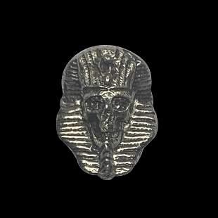 2 oz Silver Limited Edition Pharaoh Skull 11/500 MK Bar