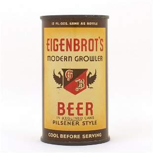 Eingenbrots Modern Growler Beer LONG OPENER