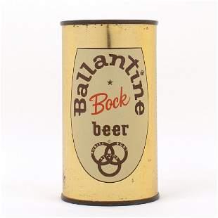 Ballantine Bock Beer Can