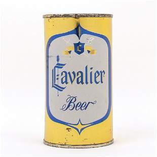 Cavalier Beer Flat Top Can