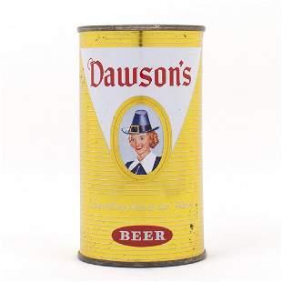 Dawsons Beer Debbie Flat Top Can
