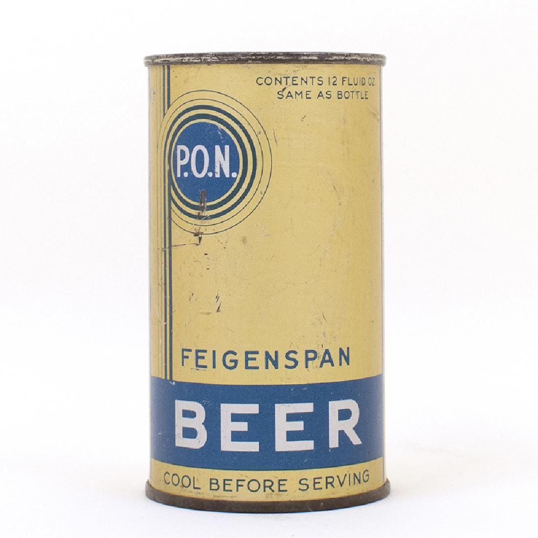 Feigenspan PON Beer Long Opener Can