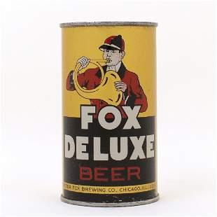 Fox Deluxe Beer Tough Instructional 294