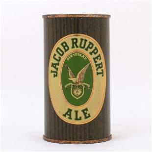 Jacob Ruppert Ale Flat Top Can