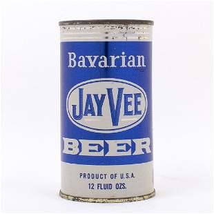 Jay Vee Bavarian Beer Flat Top Can