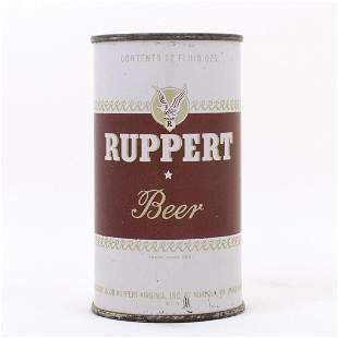 Ruppert BEER Flat Top Can NORFOLK VA