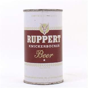 Ruppert KNICKERBOCKER Beer Flat Top NORFOLK VA