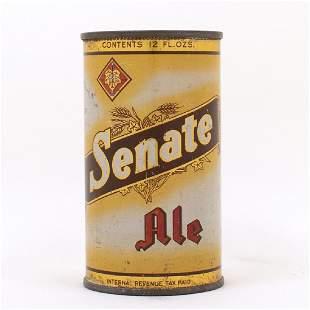 Senate Ale 75th YEAR 13213 Beer Can Mug