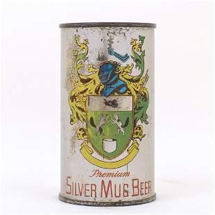Silver Mug Beer Can Lebanon Valley Brewing