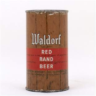 Waldorf Red Band Can THE RESULT OF YEARS