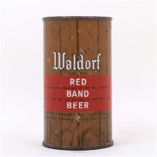 Waldorf Red Band Flat KEENEST ENJOYMENT