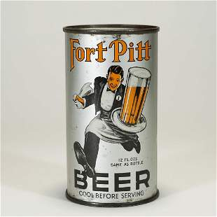 Fort Pitt Running Waiter LONG OPENER Instructional