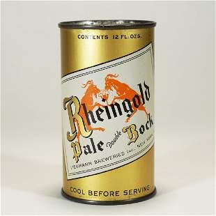 Rheingold PALE DOUBLE BOCK Beer Can