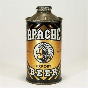 Apache Export Beer Cone Top Can