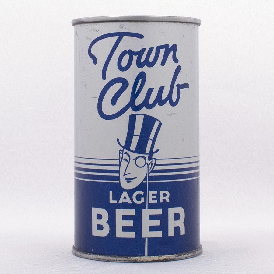 Town Club Opening Instruction Flat Top USBC 139-18