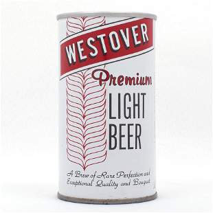 Westover Beer Early Ring Pull Beer Can USBC2 13415