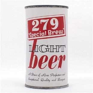279 Special Brew Flat Top Can USBC 1424