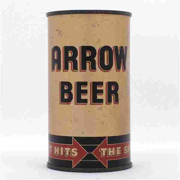 Arrow Beer Opening Instruction Flat Top USBC 32-2