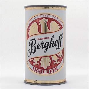 Berghoff Beer Flat Top Can USBC 3614
